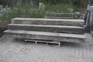 """Three 108"""" Steps"""