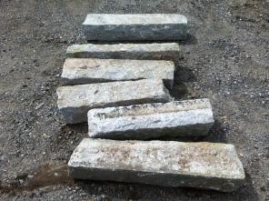 Granite Boundary Markers