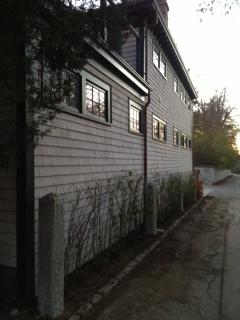Newport Granite Posts