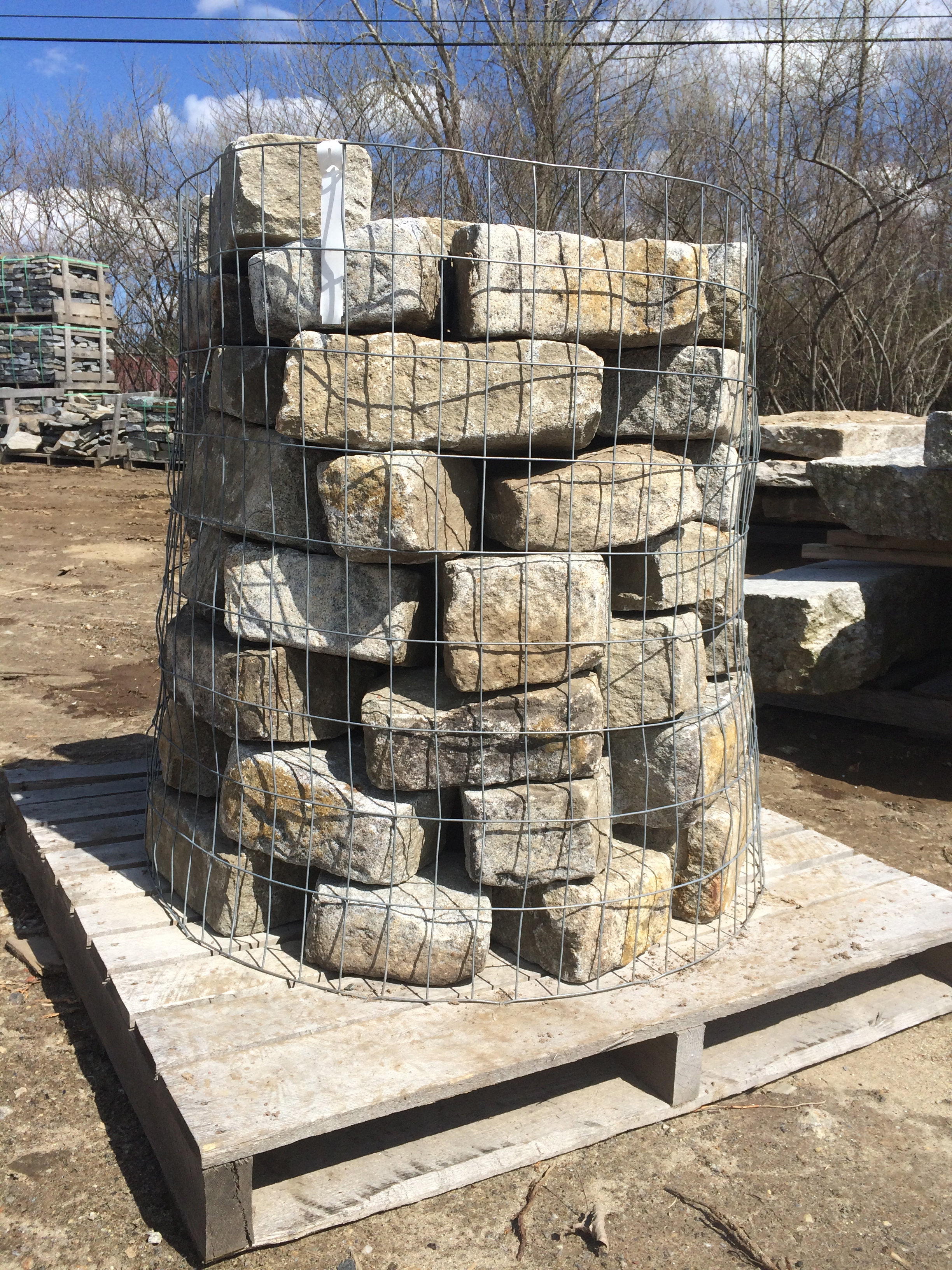 Architectural Salvage Stone Of New England